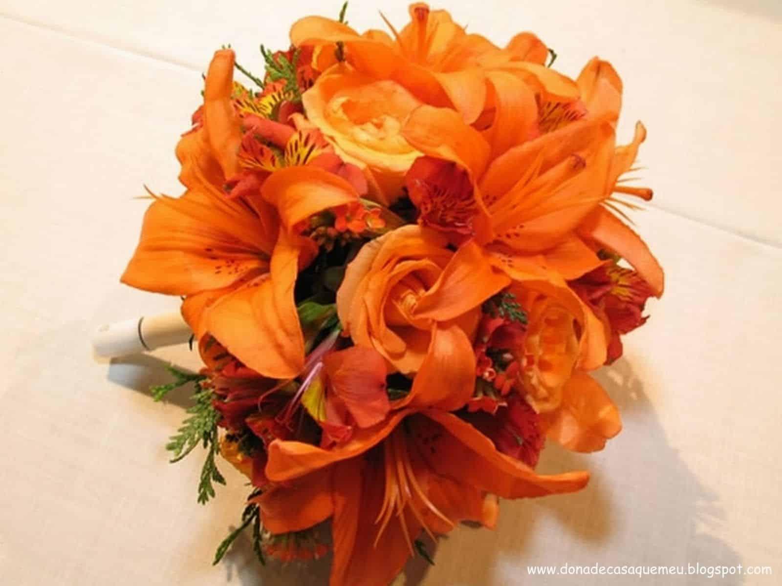 buque laranja