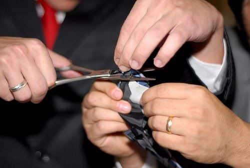 corte-gravata