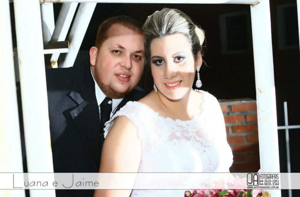 Luana e Jaime