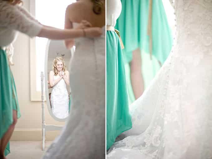Inpirações para Casamento com paleta de cor Menta