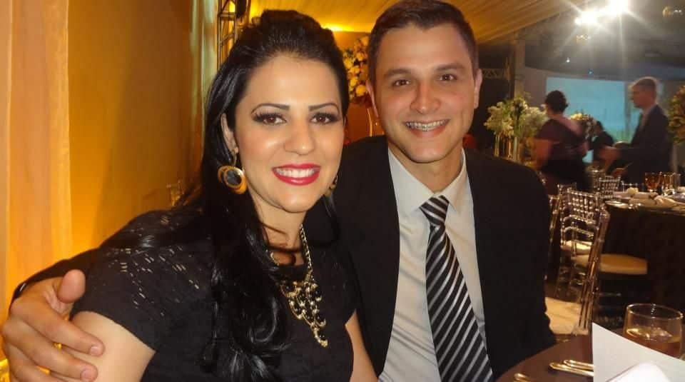 Daiana e Vinicius