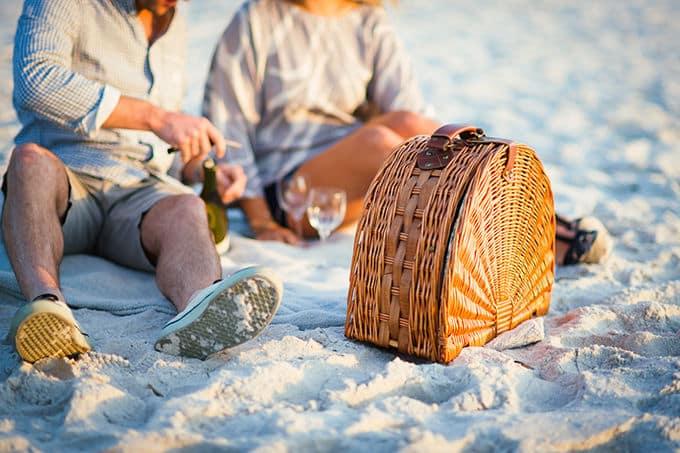 E-Session na praia