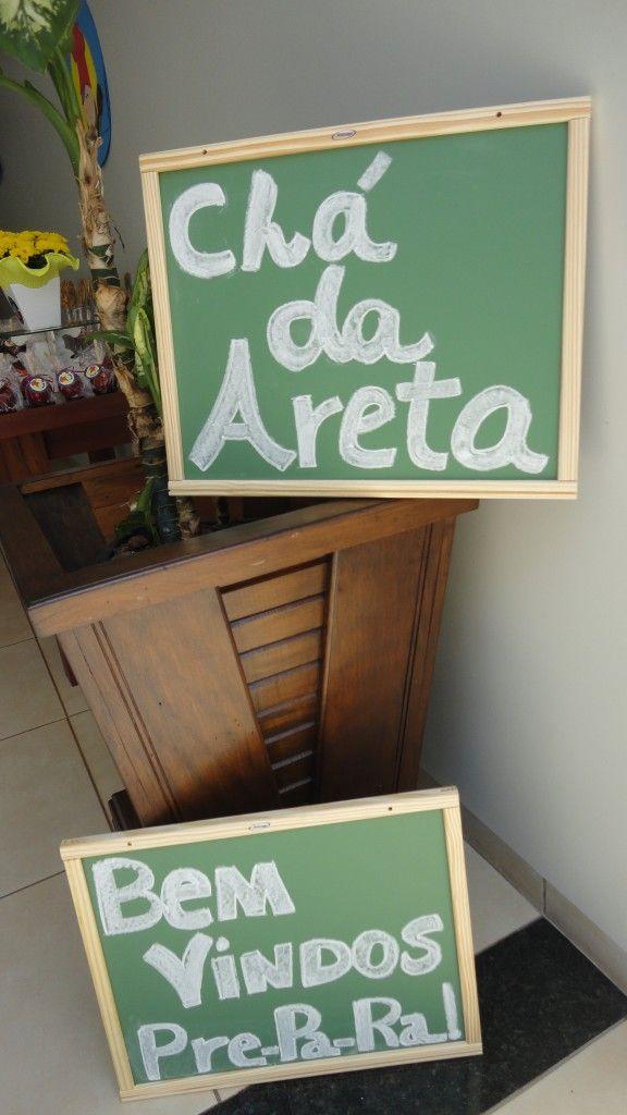 Chá da Areta