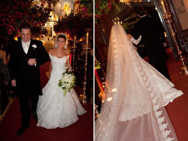 Vanessa e Eduardo