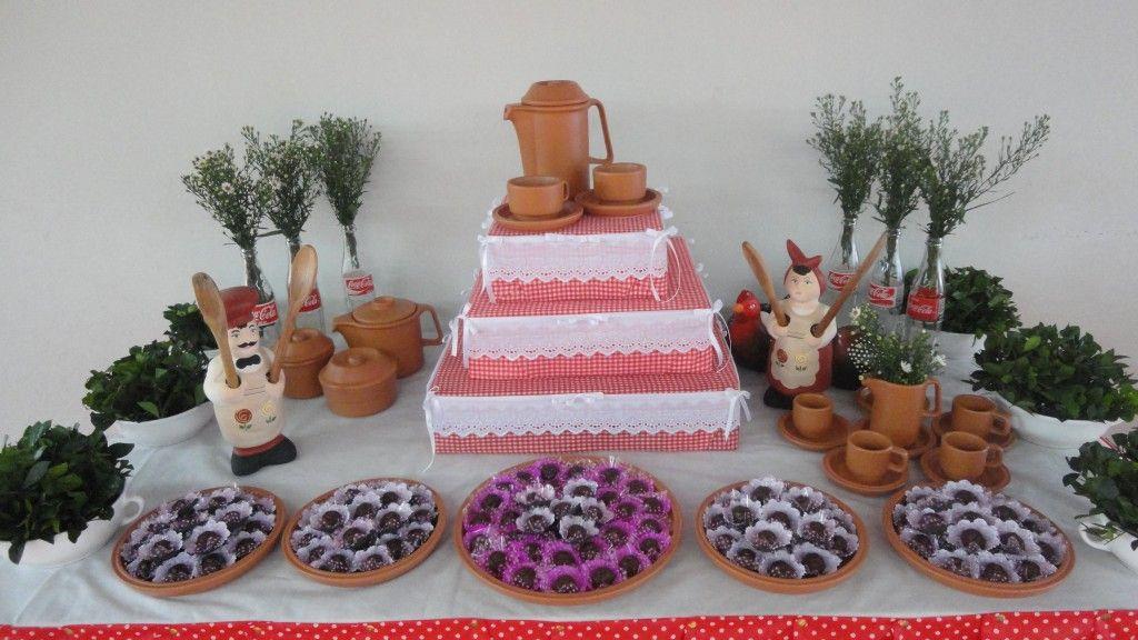 Chá da Gisele