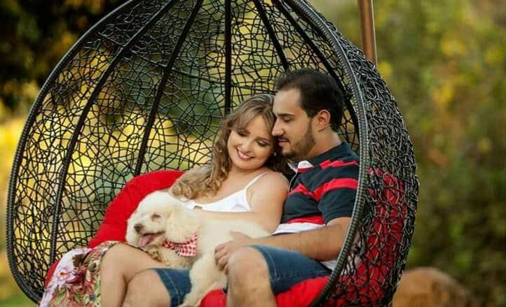 Patrícia e Osvaldo