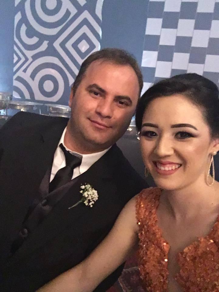 Amanda e Rodrigo